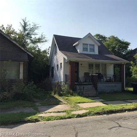 Rent this 3 bed house on 10043 Quincy Street in Detroit, MI 48204