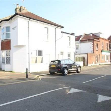 Rent this 1 bed apartment on Wordsworth Street in Hove BN3 5BJ, United Kingdom