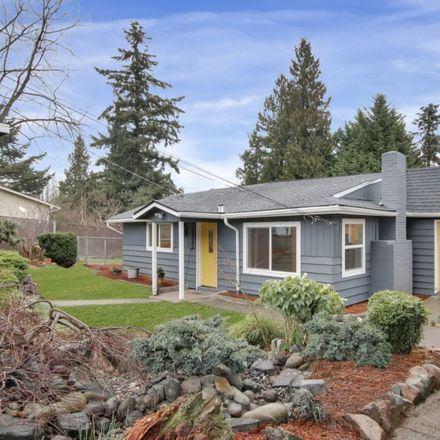 Rent this 2 bed house on 13608 Military Road South in Tukwila, WA 98168