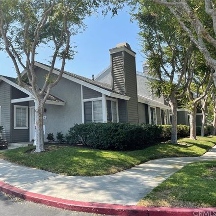 Rent this 3 bed condo on 42 Greenbough in Irvine, CA 92614