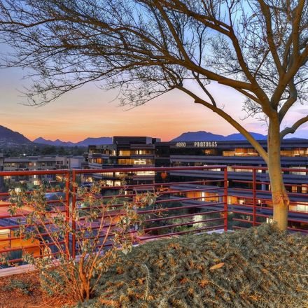 Rent this 2 bed apartment on 7161 East Rancho Vista Drive in Scottsdale, AZ 85251