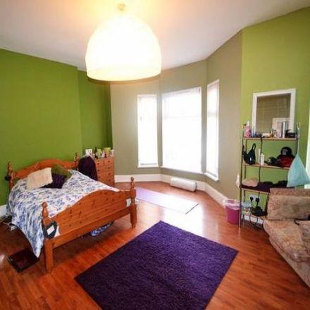 Rent this 7 bed house on Glynrhondda Street in Cardiff, United Kingdom