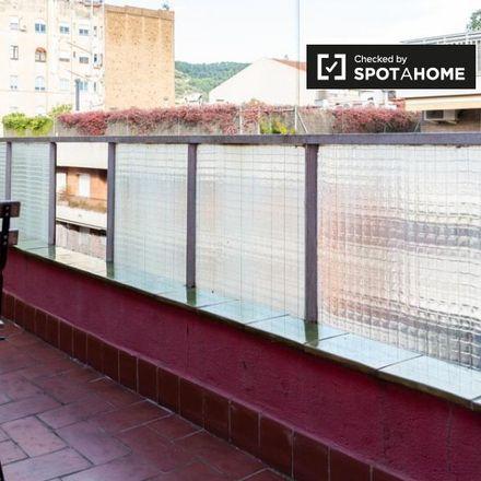 Rent this 1 bed apartment on Nuestra Señora de las Mercedes in Carrer de Sant Gervasi de Cassoles, 08022 Barcelona