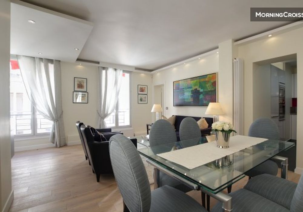 2 bed apartment at 17 Rue des Acacias, 75017 Paris, France ...