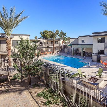 Rent this 0 bed apartment on Madison Grove Apartments in 7045 North 7th Street, Phoenix