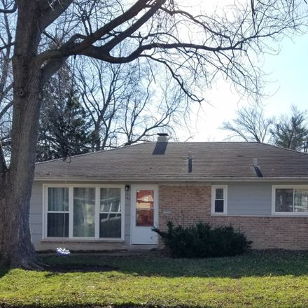 Rent this 3 bed house on 129 Nauvoo Street in Park Forest, IL 60466
