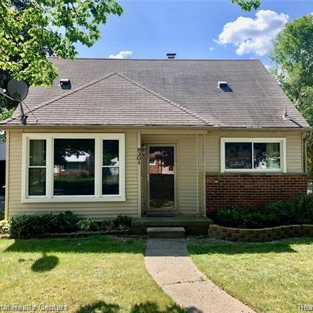 Rent this 3 bed house on 9301 Dixie in Redford Township, MI 48239