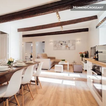 Rent this 3 bed apartment on Nice in PROVENCE-ALPES-CÔTE D'AZUR, FR