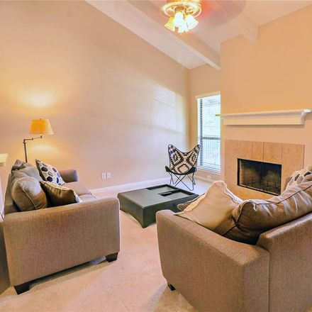 Rent this 1 bed condo on 1100 Augusta Drive in Houston, TX 77057