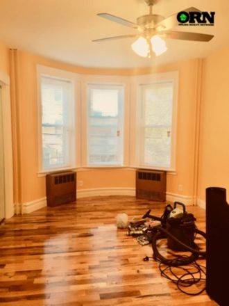 Rent this 3 bed apartment on Catalpa Avenue in New York, NY 11385