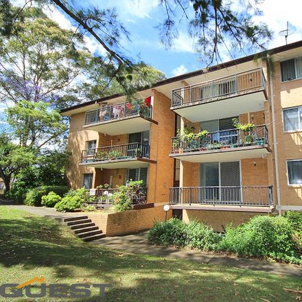 Rent this 2 bed apartment on 3/36 Sir Joseph Banks Street
