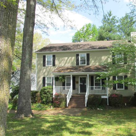 Rent this 4 bed house on Ramblewood Pl in Charlottesville, VA