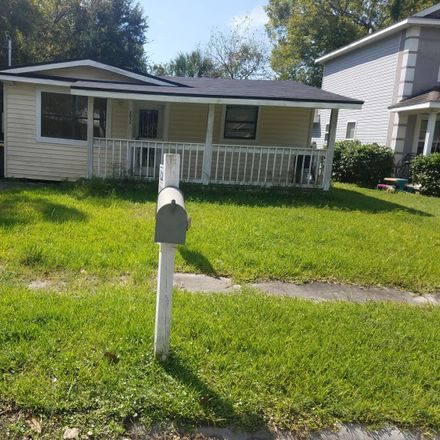 Rent this 3 bed house on 2012 Hartridge Street in Jacksonville, FL 32209