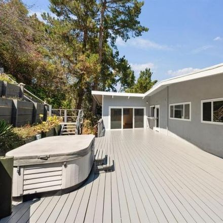 Rent this 3 bed house on Richardson Drive in Strawberry, Marin County