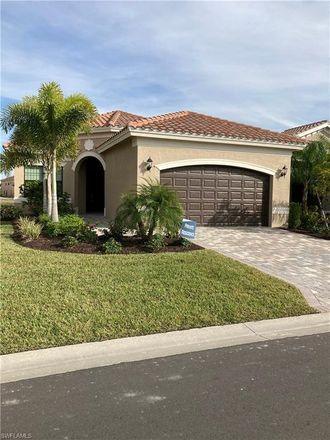 Rent this 3 bed house on Lakewood Preserve Place in Fort Myers, FL 33966-6536