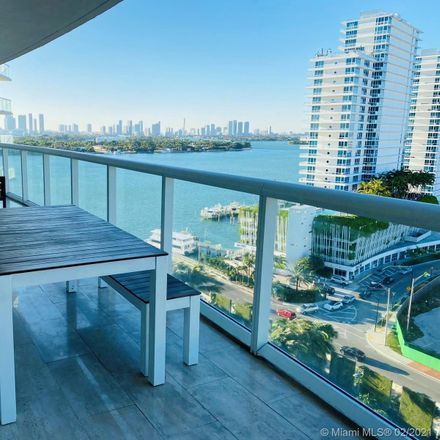 Rent this 2 bed condo on ICON at South Beach in 450 Alton Road, Miami Beach