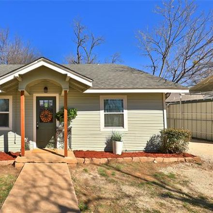 Rent this 3 bed house on 1341 Meander Street in Abilene, TX 79602