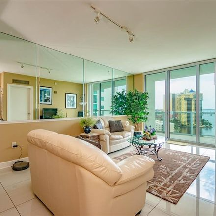 Rent this 1 bed condo on 3000 Oasis Grand Blvd in Fort Myers, FL 33916