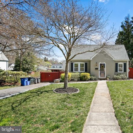 Rent this 3 bed house on 10159 Sutherland Road in Silver Spring, MD 20901