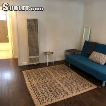 Rent this 1 bed apartment on West Olympic Boulevard in Los Angeles, CA 90064