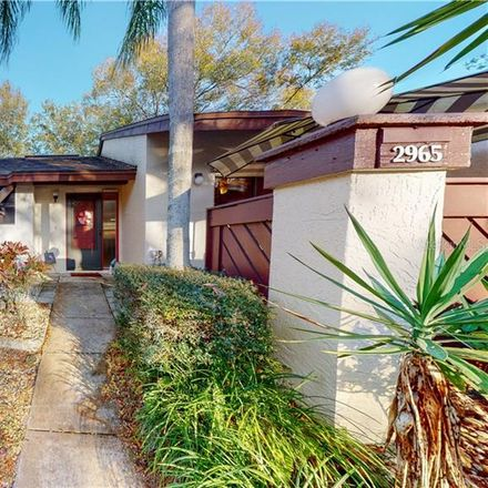 Rent this 2 bed apartment on 2965 Buttonbush Court in Palm Harbor, FL 34684