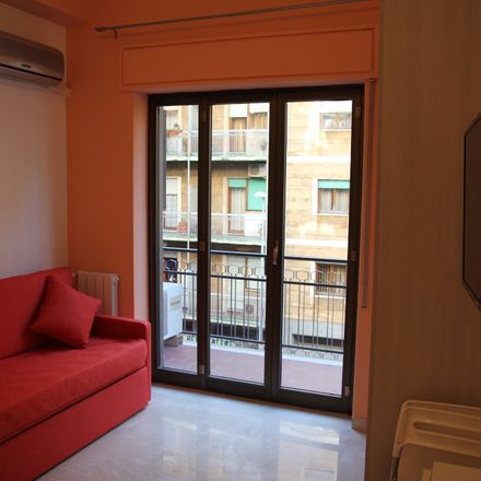 Rent this 1 bed apartment on Farmacia Roma in Corso Martiri della Libertà, 95131 Catania CT