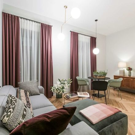 Rent this 1 bed apartment on Vingrių g. in Vilnius 01118, Lithuania