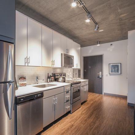 Rent this 1 bed apartment on 110 N Wacker in 100-110 West Washington Street, Chicago