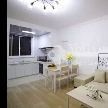 Rent this 4 bed apartment on Huangpu in Baxianqiao, SHANGHAI